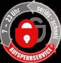 Aufsperrdienst 1220 Wien Logo